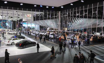 ۱۶ اتومبیل برتر نمایشگاه دیترویت