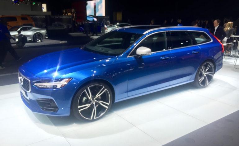 شما هم به اتومبیل ولوو وی ۹۰ (Volvo V90) علاقهمند خواهید شد