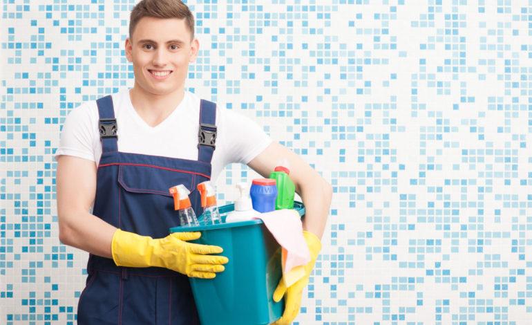 یک راهکار خانگی ساده و کاربردی برای تمیز کردن دیوارها