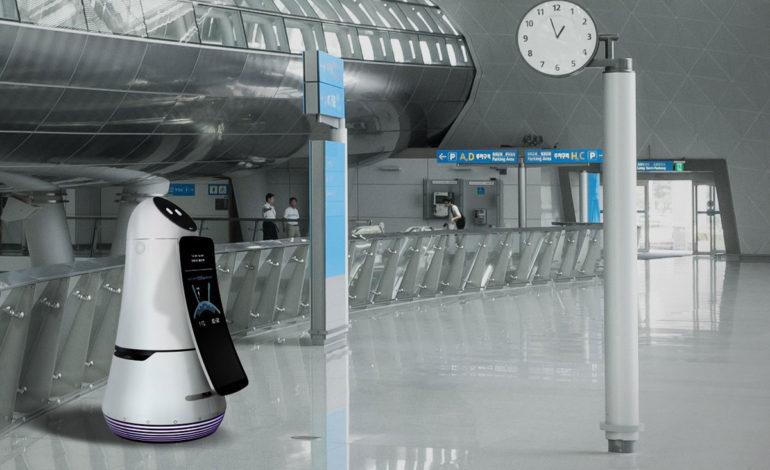 توسعه اکوسیستم اینترنت اشیا با محصولات روباتیک آیندهگرای الجی