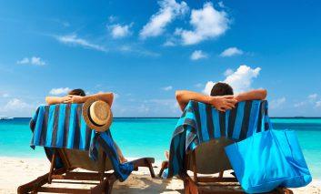 بهترین و آرامبخشترین سواحل دنیا با شنهای طلایی