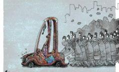 هر خودرو فرسوده ۵۰ برابر خودروهای معمولی آلودگی ایجاد میکنه