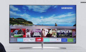 برنامهها و بازیهای کاربردی تلویزیونهای SUHD سامسونگ