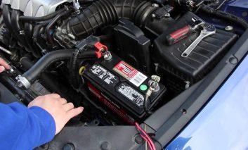 نحوه روشن کردن خودرو با باتری خراب