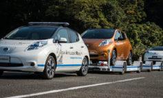 تست وسایل نقلیه خودران نیسان در جادههای اروپا
