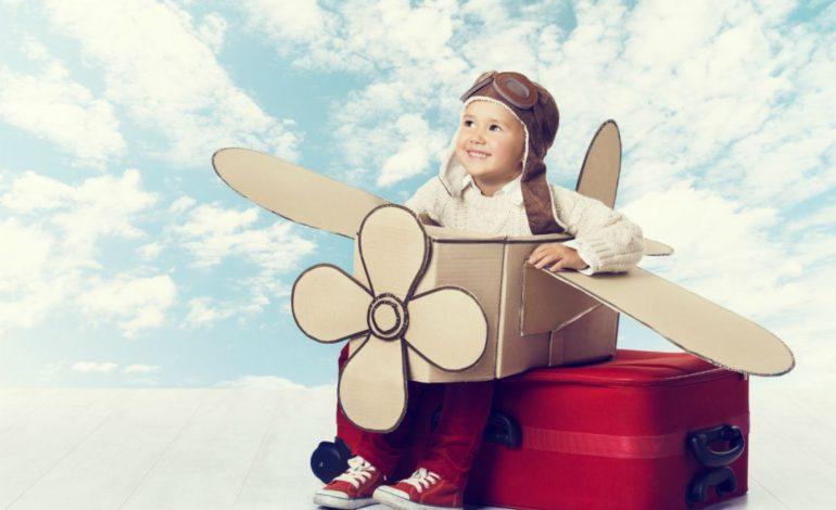 مصائب سفر با کودکان