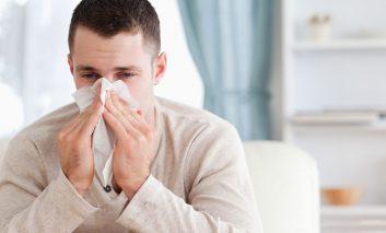 سرما خوردهاید یا آنفولانزا گرفتهاید؟