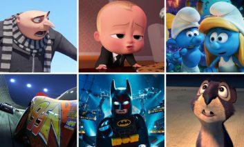 نگاهی بر فیلمهای انیمیشن سال ۲۰۱۷