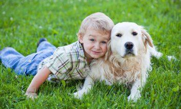 حیوانات خانگی بهترین دوست کودکان
