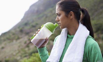 قبل از ورزش، در حین ورزش و بعد از ورزش چه بخوریم؟