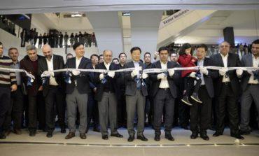بزرگترین فروشگاه سامسونگ در ایران افتتاح شد؛برخورد نزدیک از نوع فناوری نوین