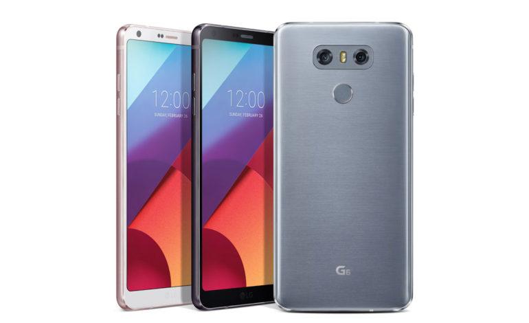 مشخصات گوشی جدید الجی؛ G6 با صفحهنمایش FULLVISION