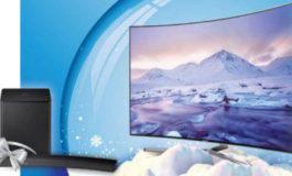 جشنوراه نوروزی سامسونگ آغاز شد؛ با خرید تلویزیون، ساندبار هدیه بگیرید