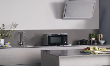 آشپزی به سبک سرآشپزها را با مایکروفرهای «هاتبلاست» سامسونگ تجربه کنید
