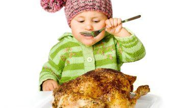 چرا کودک شما همیشه گرسنه است؟