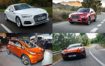 کاندیداهای نهایی بهترین خودروی جهان در سال ۲۰۱۷ معرفی شدند