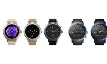 مشارکت الجی و گوگل در تولید اولین ساعتهای هوشمند با پلتفرم Android Wear 2.0