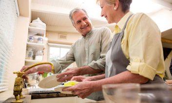 ۱۰ کار روزمره خانگی که به کاهش وزن کمک میکند