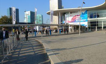 محصولات برندهای پرآوازه و مطرح صنعت موبایل در کنگره جهانی موبایل ۲۰۱۷