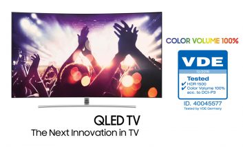 بیانیههای LG و SAMSUNG در مورد تلویزیون QLED جدید سامسونگ