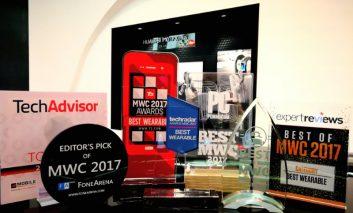 P10 & P10 Plus و Huawei Watch 2 جایزه بهترین محصولات MWC 2017 را دریافت کردند