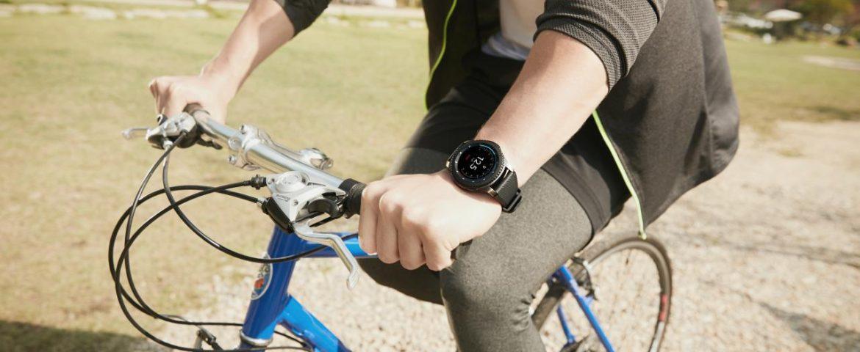 ساعت هوشمند Gear S3 ضامن سلامتی است