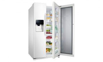 یخچالهای فود شوکیس FSR سامسونگ؛راه حل خلاقانه نظم و ترتیب آسان در یخچال خانه
