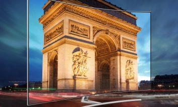 سامسونگ نسل جدیدی از تلویزیونهای سبک زندگی را در پاریس رونمایی کرد