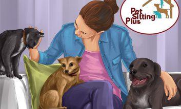 تنها گذاشتن حیوانات خانگی در زمان تعطیلات و مسافرت در منزل