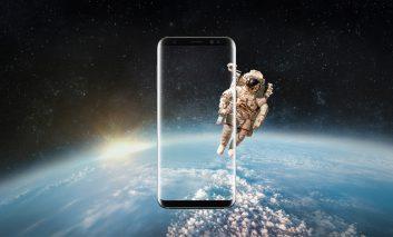 کشف امکانات تازه با سامسونگ گلکسی S8:گوشی هوشمندی بدون محدودیت