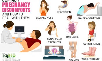 مشکلات رایج دوران بارداری و چگونگی مقابله با آنها