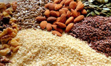 مغذیترین مغزها و دانهها کدامند؟