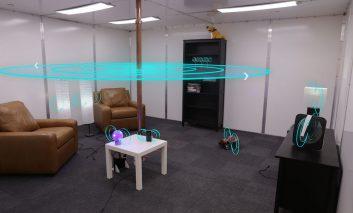 تبدیل یک اتاق فلزی به شارژ بیسیم؛ ایده جالب شرکت دیسنی