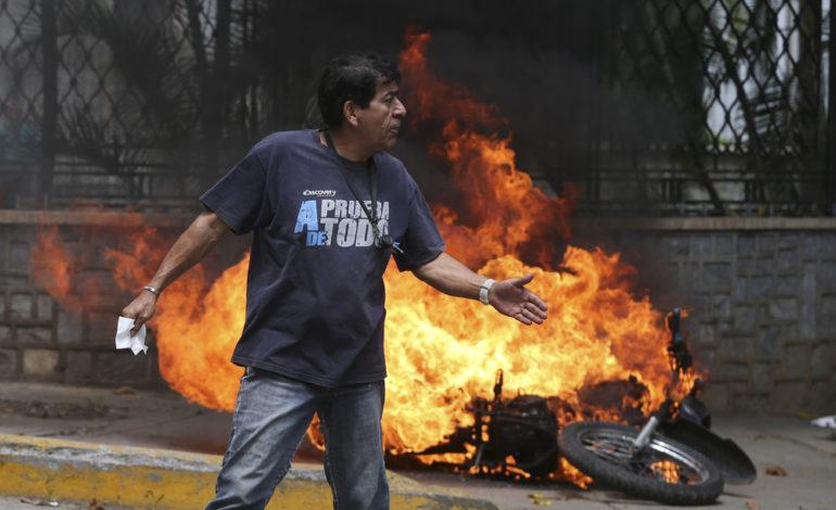 تب کودتا در ونزوئلا