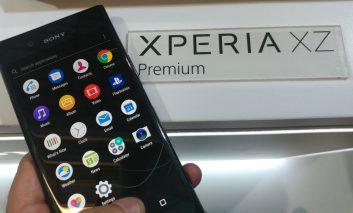 هندزآن فوت و فن از بهترین تلفن هوشمند سونی با نمایشگر ۴K و پردازنده اسنپدراگون