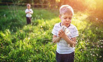 چگونه با آلرژیهای فصل بهار مقابله کنیم؟