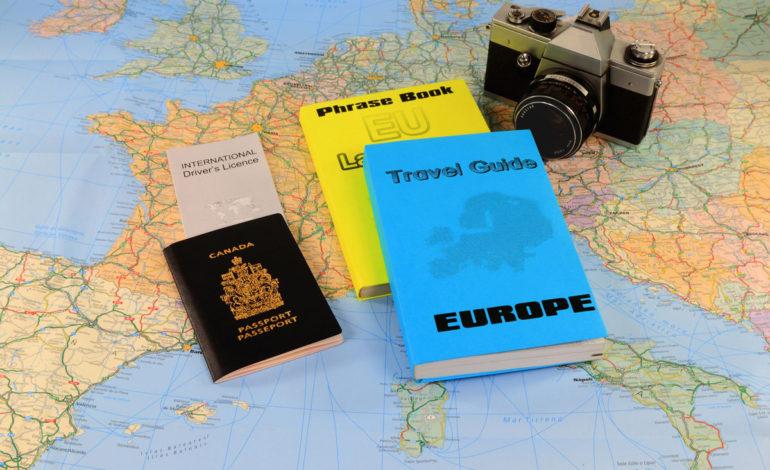 بهترین مسیرها برای اروپاگردی