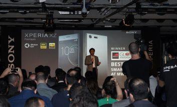 Sony Mobile در گردهمایی اختصاصی رسانههای منطقهای در دبی، Xperia XZ Premium را به نمایش گذاشت