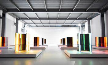 LG الجی با همکاری Tokujin Yoshioka به نمایشگاه هفته طراحی میلانو با عنوان «حواس آینده» روشنایی بخشید