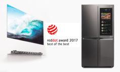 الجی دو جایزه «بهترین بهترینهای» جشنواره RED DOT را برنده شد