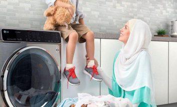 لباسشویی تایتان الجی؛ دستیاری همهکاره برای شستشوی لباسها