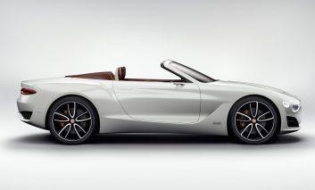 خودرو اسپورت، زیبا و الکتریکی Bentley