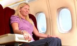 روشهای غلبه بر ترس از پرواز