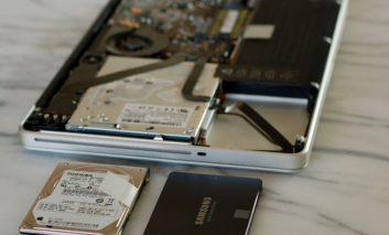 چگونه توسط یک هارد SSD، دستگاه MacBook Pro خود رو ارتقا دهید