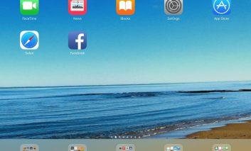چگونه نرمافزارهای iPad خود را مرتب کنید