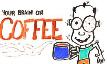 تاثیرات قهوه بر مغز