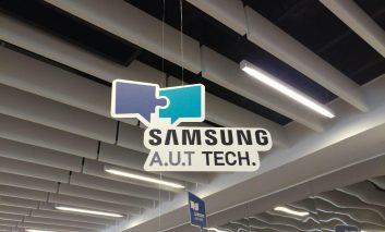 مرکز فناوری سامسونگ-امیرکبیر افتتاح شد؛فناوری در خدمت پروژههای کاربردی