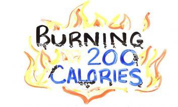 چند روش جالب برای سوزاندن ۲۰۰ کالری