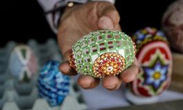 مراسم زیبای جشن مذهبی عید پاک در رومانی