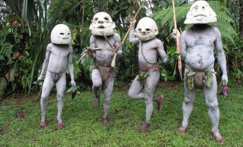 پاپوئا گینه نو؛ سرزمینی عاری از تمدن!